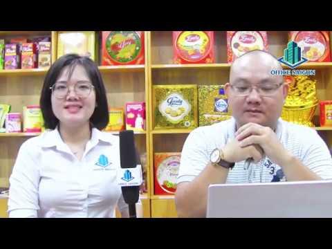 Review công ty Bánh Kẹo Sài Gòn thuê văn phòng qua Office Saigon