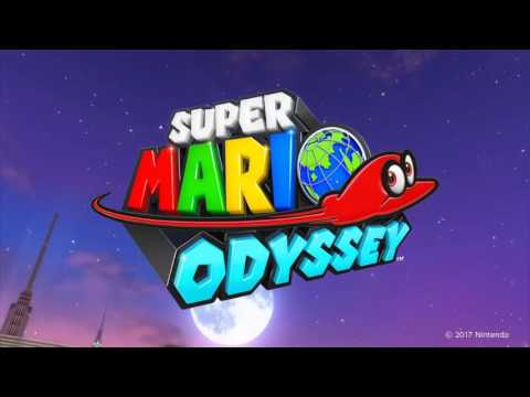 Super Mario Odyssey – Main Theme – Let's Do the Odyssey