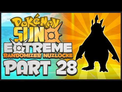 AMAZING EVOLUTION OR HORRIBLE?! | Pokemon Sun and Moon EXTREME Randomizer Nuzlocke - Part 28