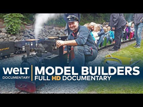 World-Class MODEL BUILDERS - From Hobby To High Tech   Full Documentary