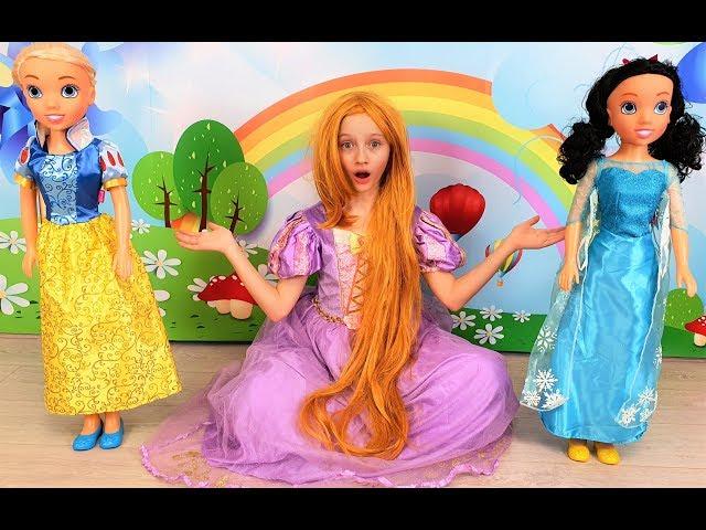 Лялька Bambolina  - Принцеса Еліс (80 См)