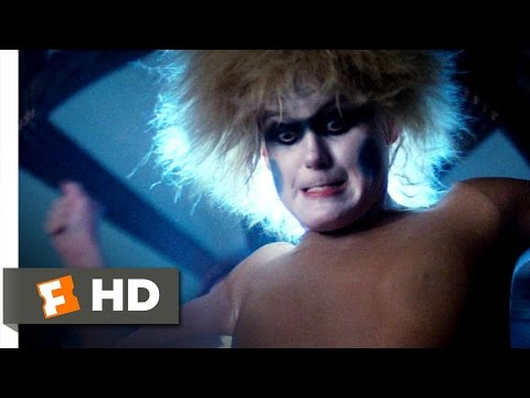 Blade Runner (6/10) Movie CLIP - Deckard vs. Pris (1982) HD