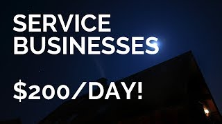 Best Service Business Ideas For 2019