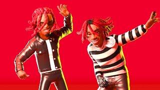 "Trippie Redd ""Miss The Rage"" ft. Playboi Carti (Official Visualizer)"