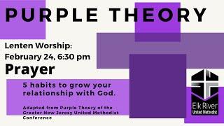 Wednesday Night Lenten Worship: February 24th