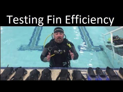 Testing Fin Efficiency