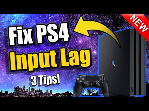 How to Fix a Delayed/Unresponsive PS4 Controller/Scuf (2019