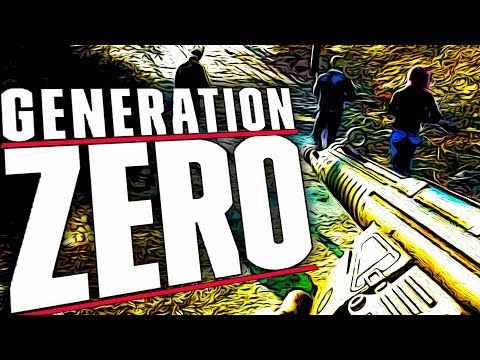 Generation Zero | Closed BETA | FIRST IMPRESSIONS (WHEN SKYNET TAKES OVER)!!