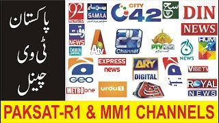 Paksat Channel List 2019 Frequency