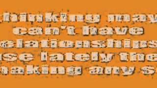 Double vision -3OH!3 lyrics