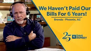 We Haven't Paid Our Bills For 6 Years!