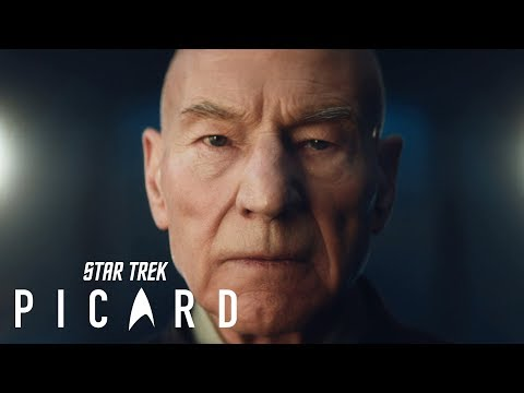 Star Trek: Picard. First Official Teaser Trailer!