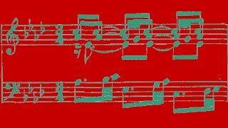 JS Bach / Malcolm Hamilton, 1964: WTC, Book II, Prelude and Fugue No. 17 in A-Flat Major, BWV 886