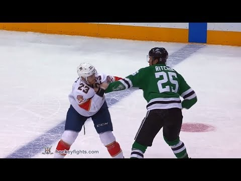 Brett Ritchie vs. Connor Brickley