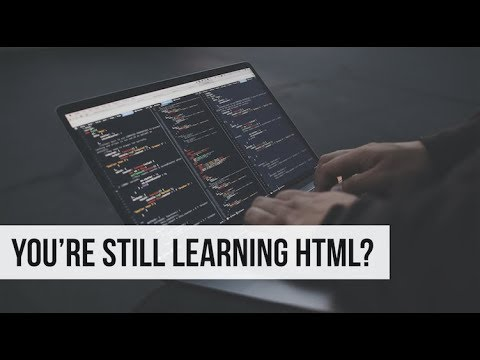 Are you spending too much time on HTML?