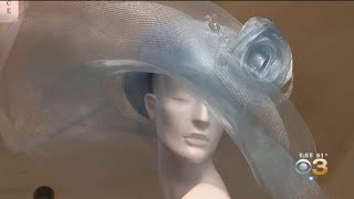 Local Hatmaker Shows Off Hats Worthy Of The Kentucky Derby