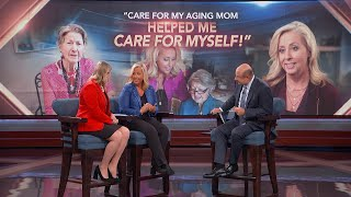 'I Feel Like A Weight Has Been Lifted Off My Shoulders,' Says Woman Of Home Instead Senior Care