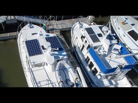 Boat Show 2017 - Marine Solar Panel Innovations