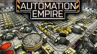 Automation is EVERYTHING! - Automation Empire Let's Play Ep 1