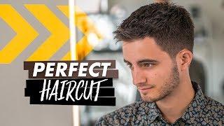 PERFECT Haircut For Men | Short Hair Tutorial