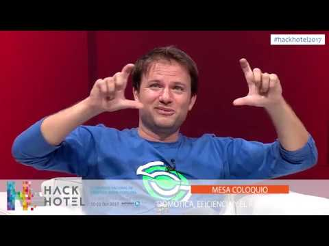 11/10/2017-15:30 h. Mesa coloquio 'Domótica, eficiencia y el ransomware del IoT'