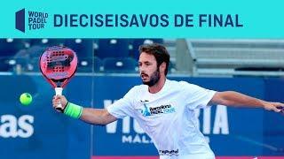 Resumen Dieciseisavos De Final Alisea Ledus Jaén Open | World Padel Tour