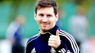 Лионель Месси против робота вратаря.Lionel Messi