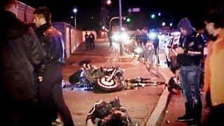 Ужасное ДТП: в Киеве Погиб Мотоциклист.
