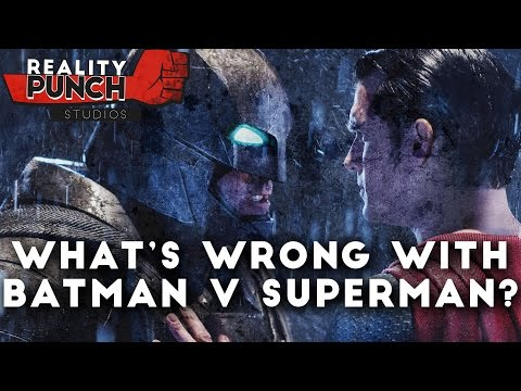 Batman v Superman - Why It Failed