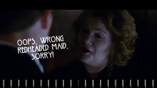 american horror story hotel || crack #1