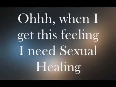 Marvin Gaye - Sexual Healing (lyrics)