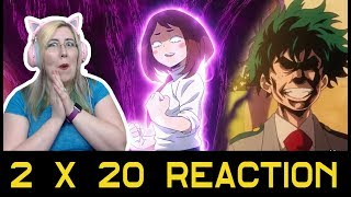 Blind Reaction] If My Hero Academia Pro Heroes and Villains Had