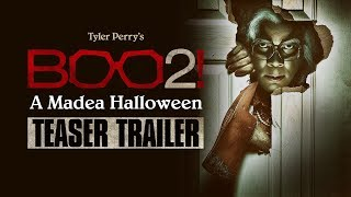 Boo 2! A Madea Halloween (2017) Video