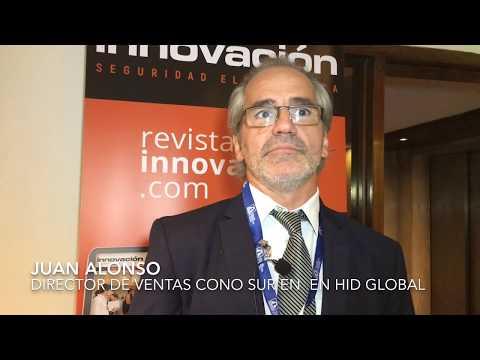 Juan Alonso en el Encuentro Tecnológico ALAS Buenos Aires 2019