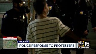 Protesters vs. police: Was excessive force used?