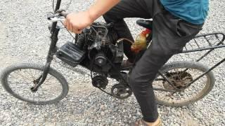 Matorlu velosibet imişli Qaraguvendikli