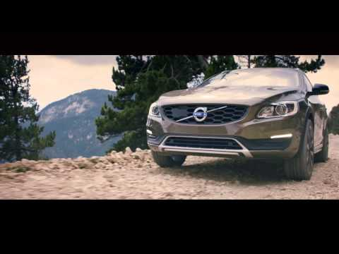 Volvo V60 Cross Country II videosu