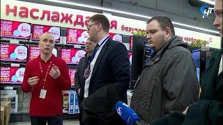 «Народный контроль» проверил в магазинах бытовой техники наличие специальных телевизионных приставок