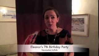 Eleanor's 7th Birthday Party
