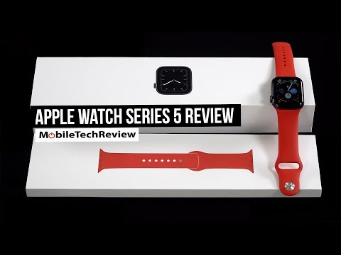 External Review Video eA7ppd-J7f0 for Apple Watch 5