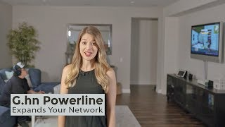 Comtrend's GHn Powerline Expands Your Network