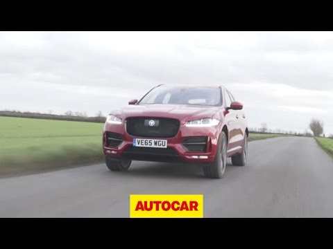 Jaguar F-Pace uncovered: everything you need to know about Jaguar's new SUV