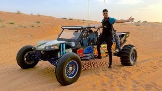 THE BUGATTI OF THE DESERT !!!