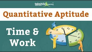 Quantitative Aptitude Video Time & Work Problems Solution for SSC , Railways , IBSP & SBI