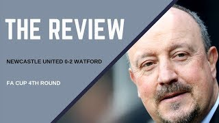 Review | Newcastle United 0-2 Watford