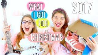 What We Got For Christmas 2017 | Girl Talk Season 1 Ep. 8 Christmas Haul