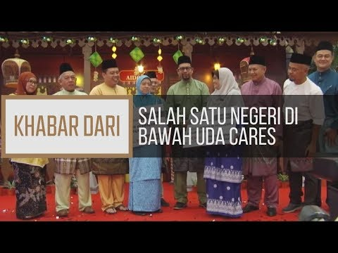 Khabar Dari Johor: Salah satu negeri di bawah UDA Cares