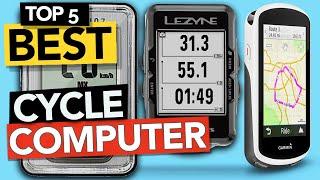 ✅ TOP 5 Best Cycle Computer | GPS & Speedometer Bike Computer 2020
