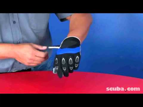 Deep See 2mm Barnacle Gloves Video Review