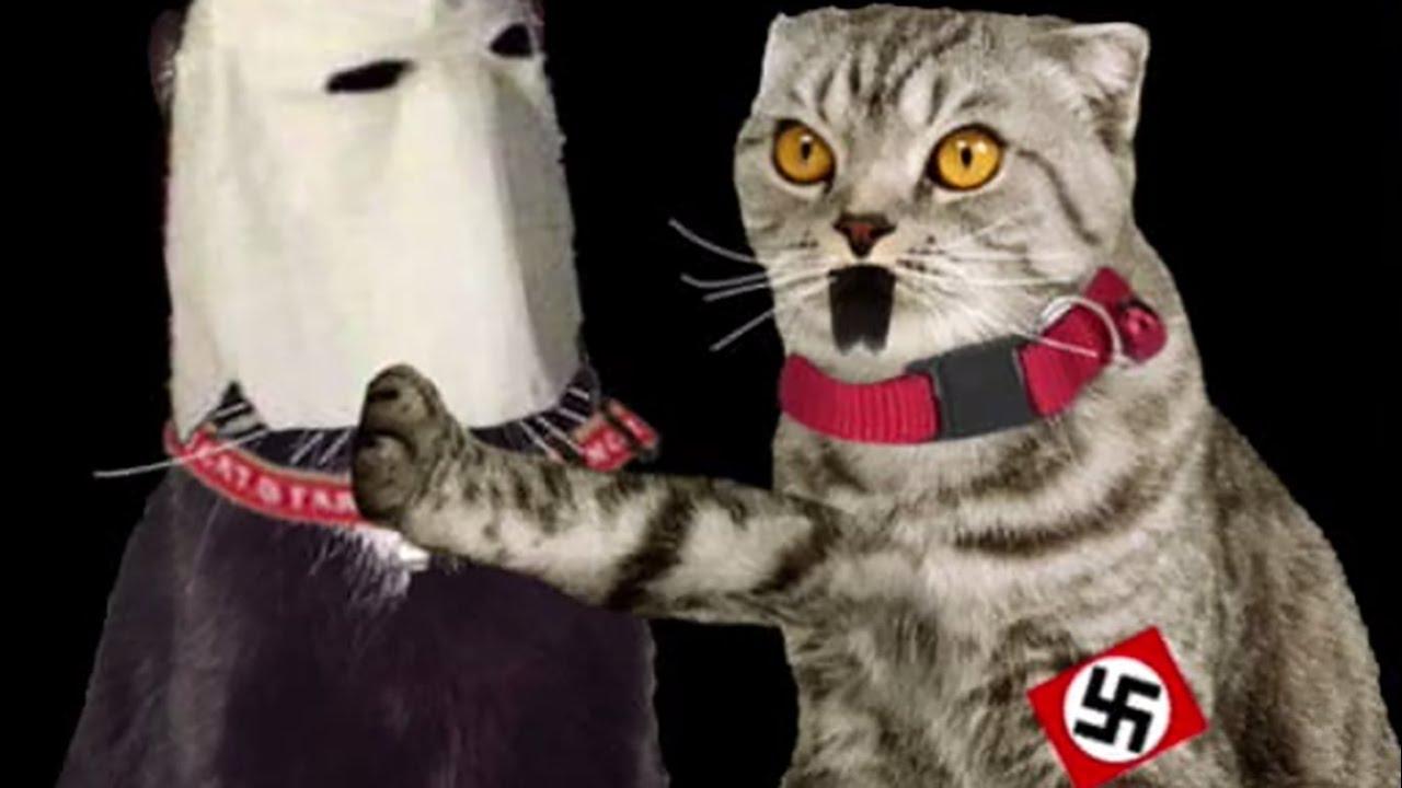 Neo-Nazis & KKK Fight Like Angry Bigoted Children thumbnail
